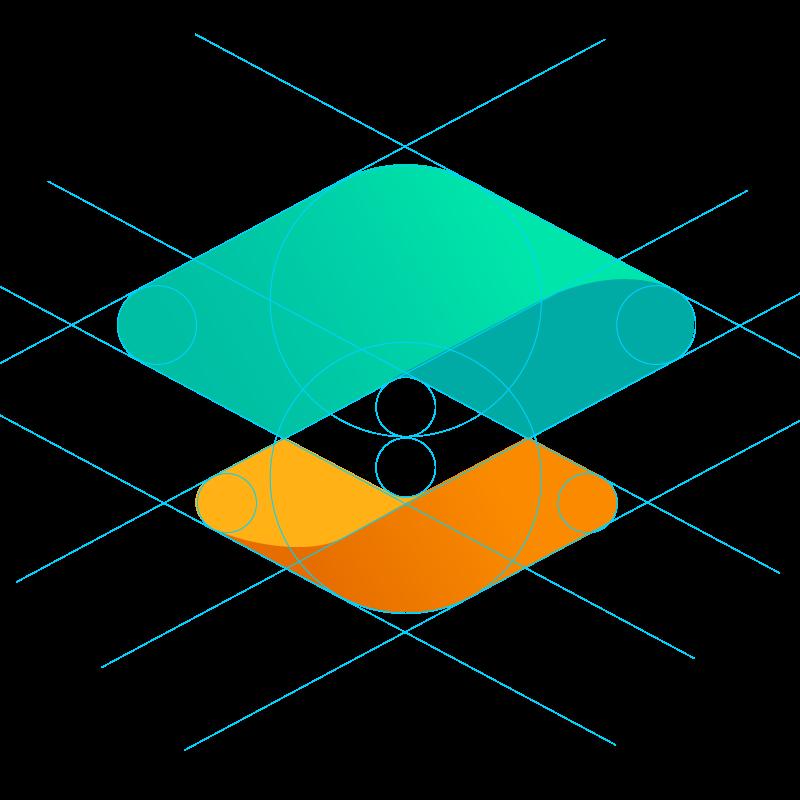 Hahow Logo 的教學交流概念