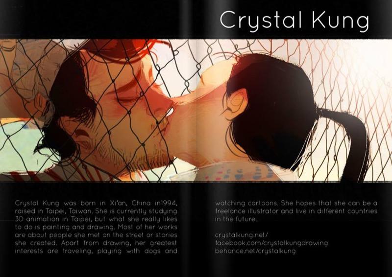Crystal 水晶孔