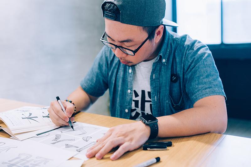 專訪字型設計師曾國榕