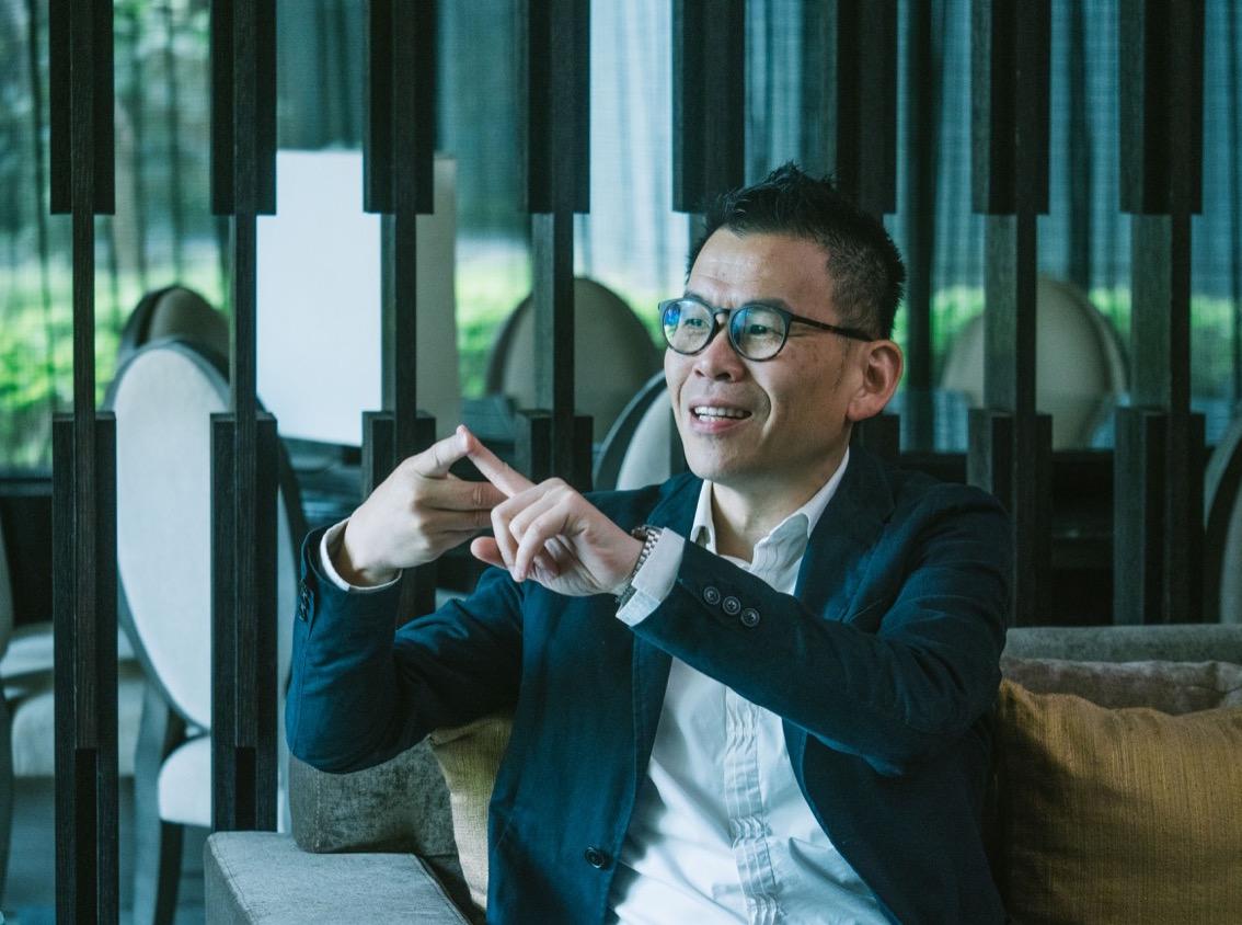 Hahow 專訪王介安