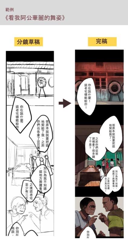 Gene 漫畫作品